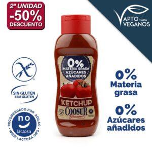 Ketchup-descuento