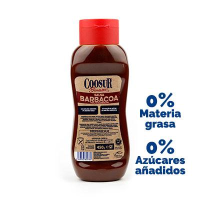 barbacoa salsa Trasera
