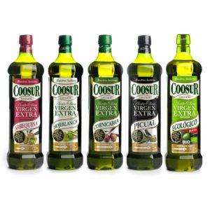 Pack monovarietales y aceite ecologico