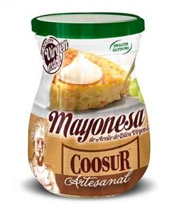 Mayonesa con aceite de oliva virgen extra