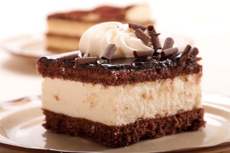 Chocolate con nata